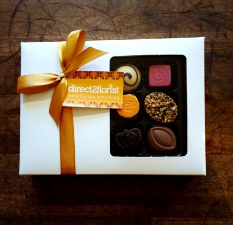 Assorted Belgian Chocolates